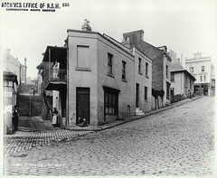 Ferry Lane and Pottinger Street, The Rocks