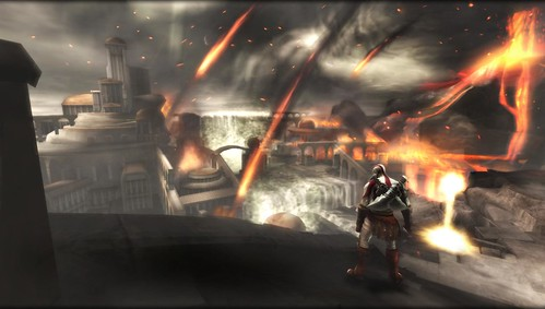 God of War: Ghost of Sparta for PSP (wanna playtest?)