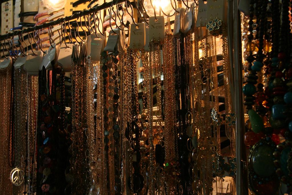 Glitter and Gold - Hacarmel Market