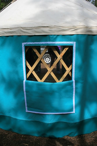 Yurt Windows