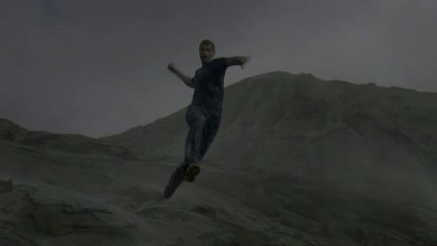 Lost The End salto de Jack