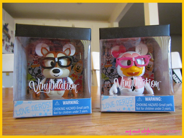 Vinylmations nerds for blog