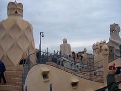 143 - Casa Mila (La Pedrera)
