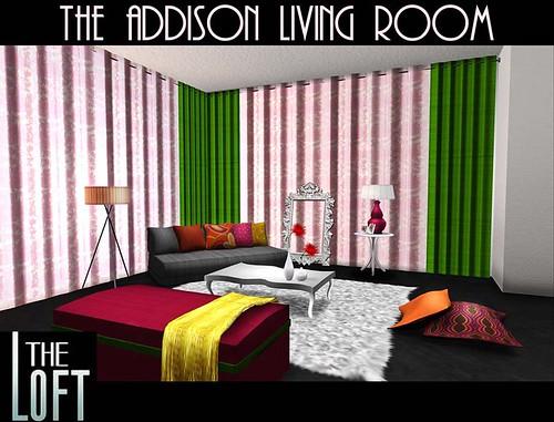 Addison Pink