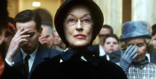"Meryl Streep in ""Doubt"""