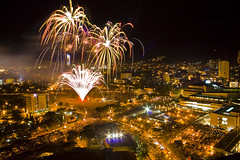 Sinulog 2009 Ayala Fireworks (zyans) Tags: fireworks cebu stonio pyroworks sinulog2009