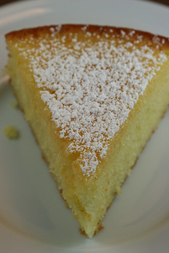 Meyer Lemon Cake Barefoot Contessa