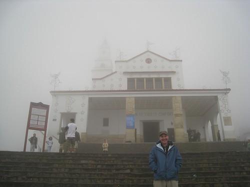 Church atop Montserrat