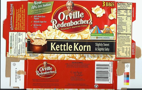 Ovrille Redenbacher Caught Lying