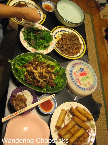 Bo Xao Xa (Vietnamese Beef Sauteed with Lemongrass ) 1