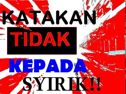 SYIRIK by exco_dakwah.
