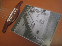 Andy Roberts - Sampler CD
