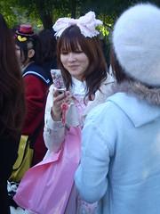 raduno lolita (Neve*sottile) Tags: japan tokyo cosplay giappone nihon