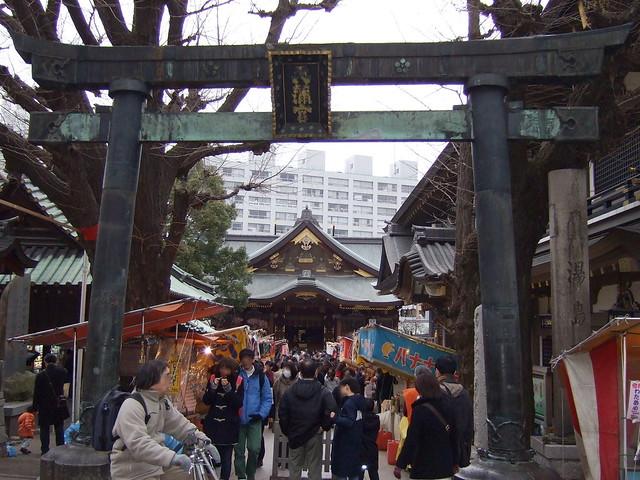 Ume matsuri (Plum festival)