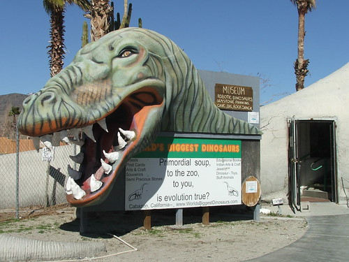 dinos at cabazon