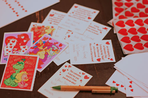 Vintage Valentines and Vindication