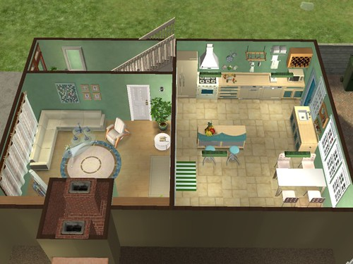 The Sims 2: Building A Home v6 - YouTube