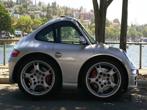 Mini Porsche 911