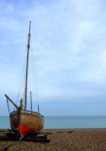 Deal fishing boat