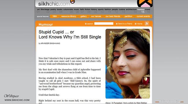 Stupid Cupid by FreeBirD