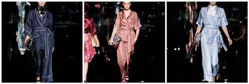 Dolce & Gabbana RTW Spring 2009 Pajamas