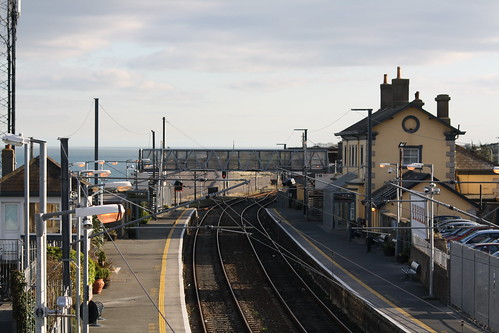 Greystones DART Station