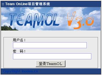 Team Online 项目管理系统