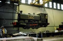 No10 at Andrew Barclay Son & Co Works (05) (McTumshie) Tags: kilmarnock 1947 2244 andrewbarclaysonsco ncbayrshireareano10