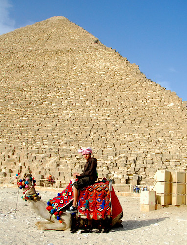LND_2496 Giza Pyramids