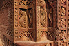 India New Delhi _D7C1993 (youngrobv) Tags: india geotagged nikon asia minaret unescoworldheritagesite gps fx complex qutub minar n1 bharat newdelhi qutb qutab uttarpradesh भारत 0812 robale hindustan alaidarwaza d700 قطبمنار उत्तरप्रदेश नईदिल्ली youngrobv 2470mmf28g solmeta alaigate हिन्दुस्तान d7c1993