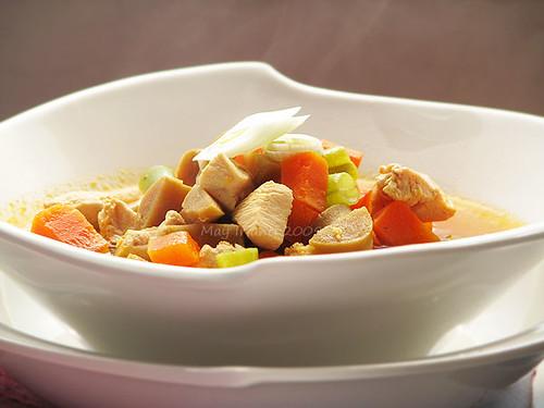 Sup Merah A la Mae :)