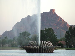 The Fountain at Fountain Hills