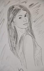 pleasure  (arkawe) Tags: white black art pencil drawing skitch  pencildrawings       arkawe      seketching