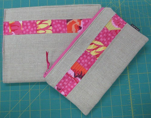 linen and patchwork :: a yummy combination