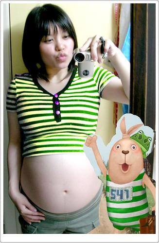 如果監獄兔懷孕的話...
