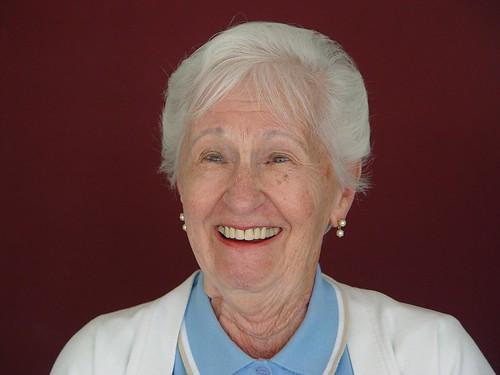 Grandma Rose portrait