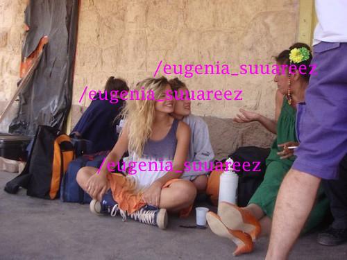 eu y daki amigisimas hablando cn julia calvo! by eugecaroza.