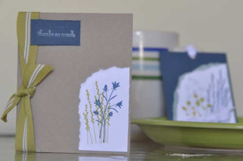 pocket sillhouettes card