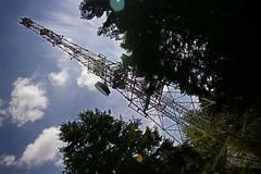 Telegraf (tomafek) Tags: antena gra kielce telegraf maszt tomafek