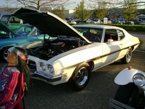 Pontiac Lemans. 1971 Pontiac LeMans GT-37