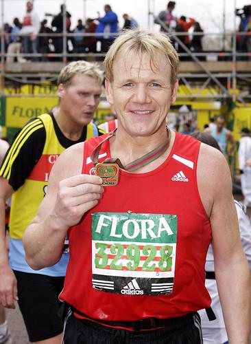 Gordon Ramsay Maraton de Londres