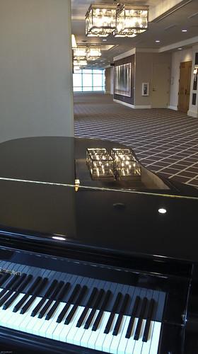 ...I found a piano.