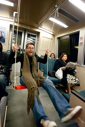 BART Swings