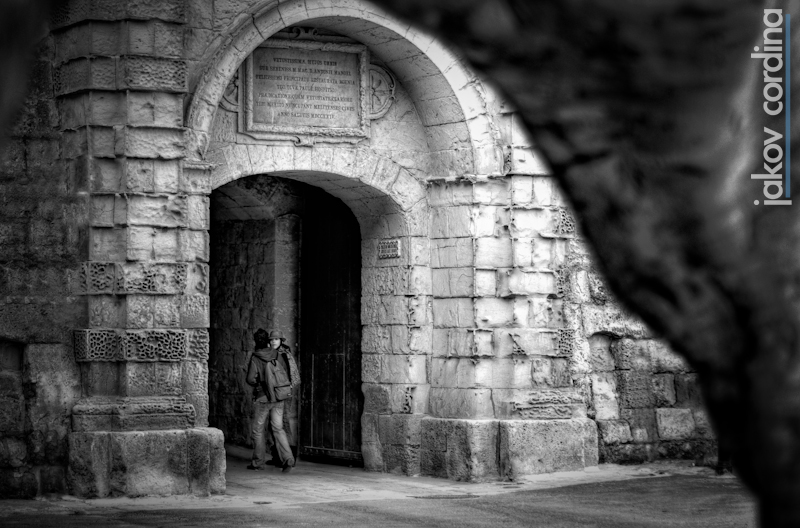 Greek's Gate - Mdina