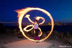 Fire Dancing Treasure Island (davidyuweb) Tags: island fire treasure dancing firedancing poi the4elements firedancingtreasureislandapril292009