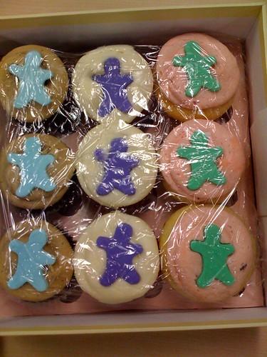 Teacake Bakeshop mail order cupcakes