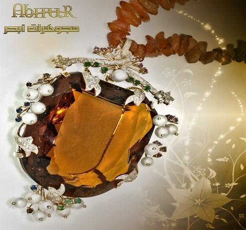 مجموعة مجوهرات _بالاحجار الكريمة والالماس 3493446275_43c2668e66