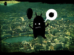 I will bomb you (Irmantas Genotas) Tags: city wallpaper you ill bergen bomb deree