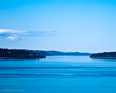 Dalco Passage on the Puget Sound