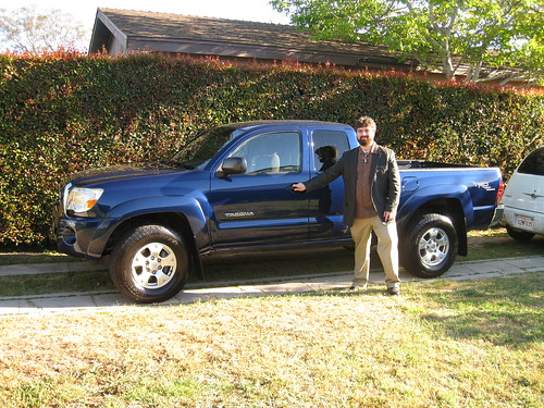 Toyota Tacoma and me
